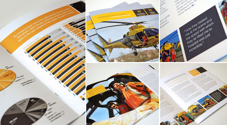 The Air Ambulance Corporate Brochure