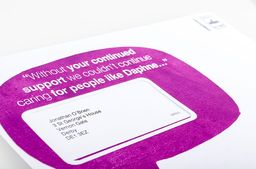 Birmingham St Mary's Hospice Direct Mail