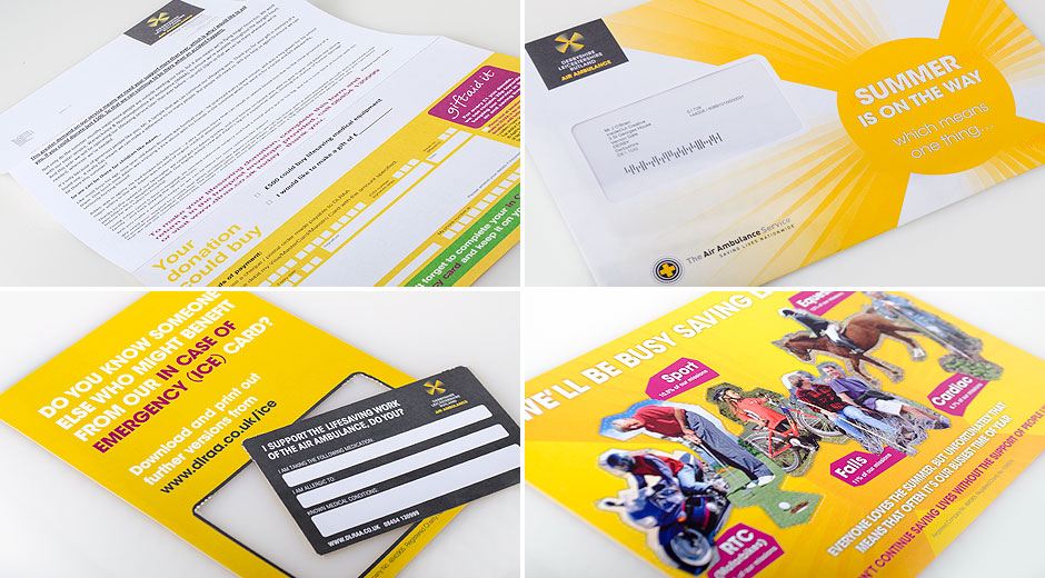 The Air Ambulance Direct Mail