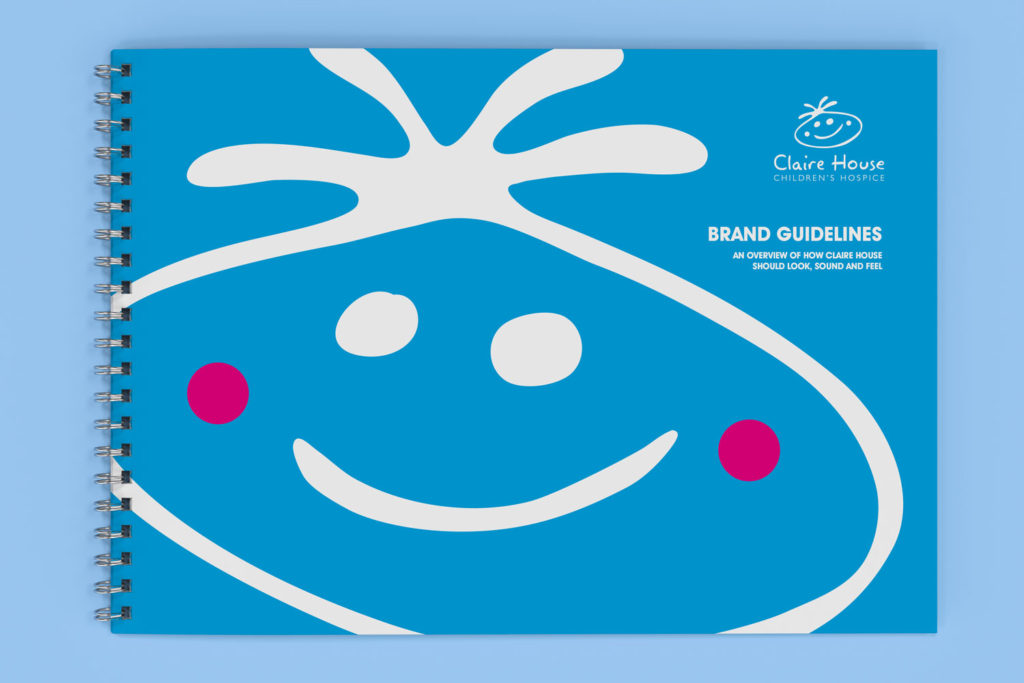 Claire House Children's Hospice Brand Guidelines