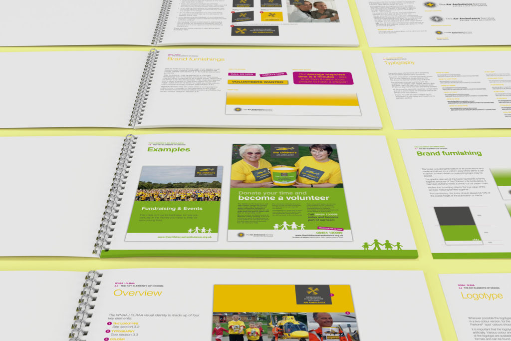The Air Ambulance Branding Guidelines