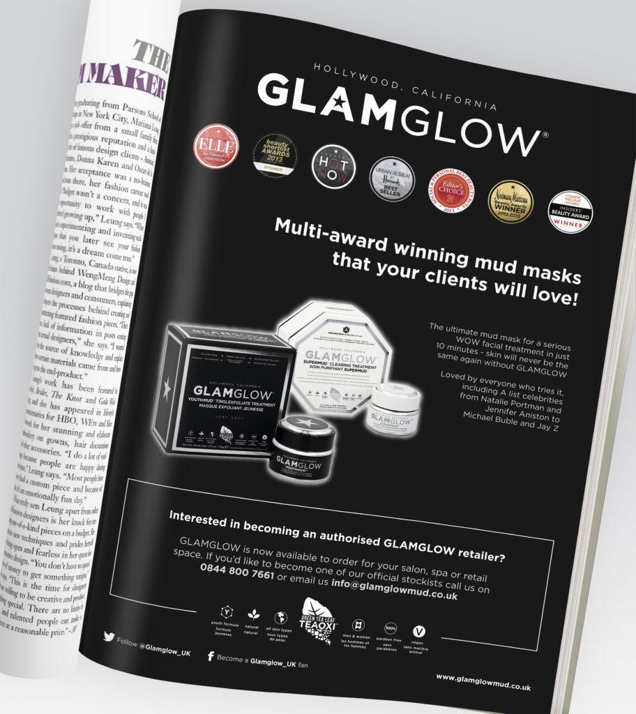 GLAMGLOW Advert