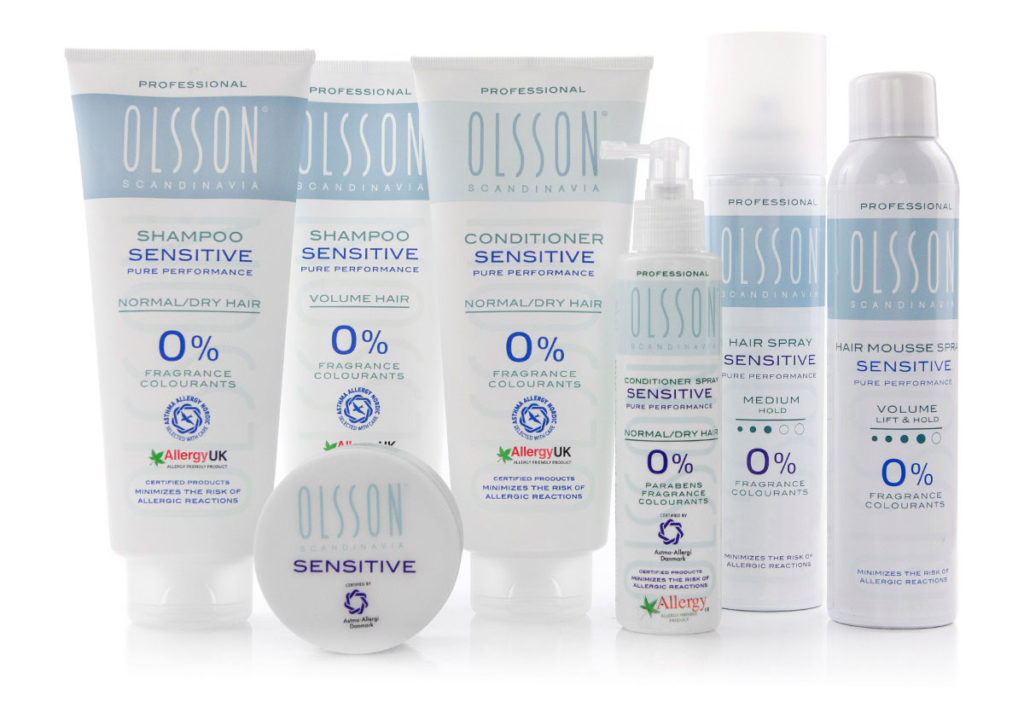 Olsson Haircare Collection