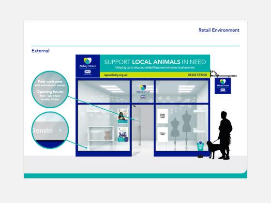 Abbey Street RSPCA Retail Environment